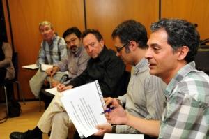 Tallers a la I Jornada del rol del psiquiatre a la xarxa pública