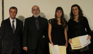 Premiats Vigília de Sant Lluc 2011