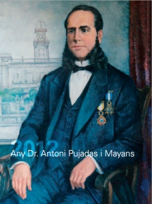 Dr. Antoni Pujadas i Mayans