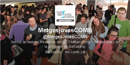MetgesjovesCOMB (MetgesJovesCOMB) a Twitter