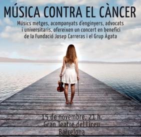Música contra el càncer