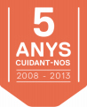 5 anyts cuidant-nos