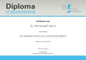 Diploma Assistència